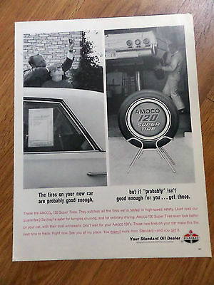 1964 Standard Oil Ad - Service Station Dealer