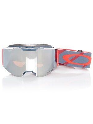 f360b0cd46 NEW Oakley Fall Line Snow Goggles HAZARD BAR SLATE BRICK PRIZM BLACK IRIDIUM