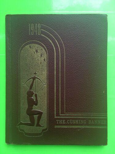 1948 Cushing High School Yearbook - Cushing, Iowa