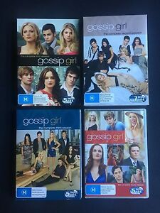 Gossip Girl Seasons 1, 2, 3 and 4 Lalor Whittlesea Area Preview