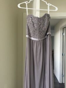 Bridesmaids dress/evening gown