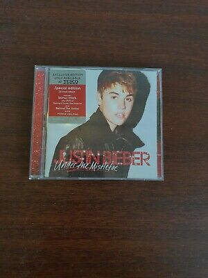 Justin Bieber - Under The Mistletoe - Justin Bieber CD UEVG The Cheap Fast UK