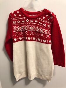 Girls size 12-18 months sweaters