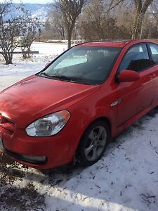 2007 Hyundai accent price reduced!