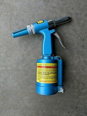 Central Pneumatic 93458 Air Hydraulic Riveter