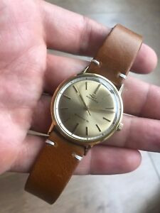 vintage watch Movado Kingmatic S subsea