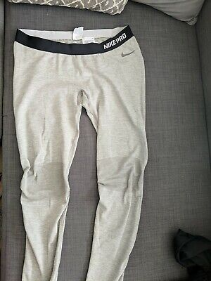 Nike pro leggings XL Grey