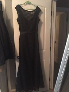 Never worn classic bridesmaid/prom dress by Mori Lee