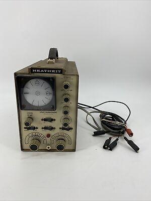 Vintage Health Heathkit Io-101 Vectorscope 10-101