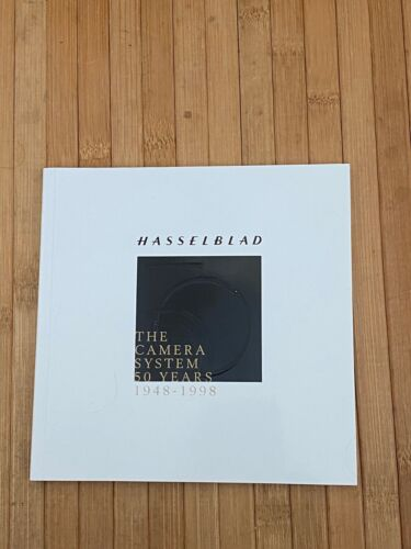 Excellent Hasselblad The Camera System 50 Years 1948-1998
