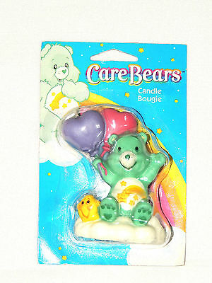 Care Bear Party Supplies (NEW CARE BEARS  1- CANDLE   3-1/4