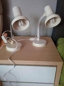 Desk Lamps Beaconsfield Fremantle Area Preview