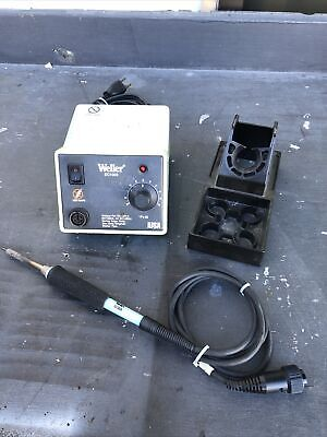 Weller Ec1002 Soldering Station Power Unit And Ec1302b Iron Pencil Jd