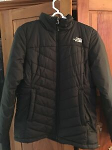 Columbia and North Face jackets