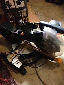 Circular saw with dust bag Sylvania Sutherland Area Preview
