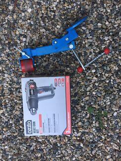 Heat gun and guard roller combo deal Warner Pine Rivers Area Preview