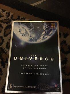 The universe season 1