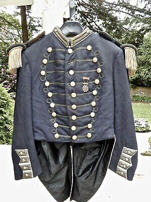 RIDABOCK ORIGINAL 71ST NEW YORK GUARD MILITARY UNIFORM IDENTIFIED  WITH HAT