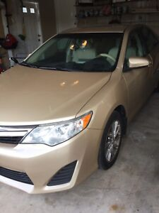 2012 TOYOTA CAMRY LE!