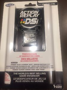 Datel Action Replay DSi New and Sealed