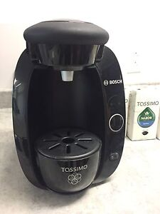 Bosch coffee maker with free disks!!!