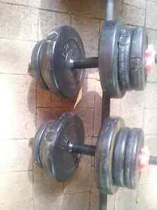 Weights For Sale!!! Dawesville Mandurah Area Preview