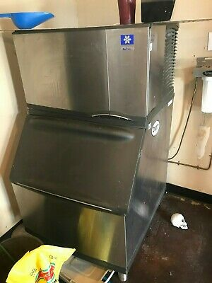 Manitowoc Ice Machine-works Great 340 Lbs Of Ice Daily-save Money-local Pickup