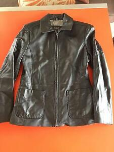 Reilly Olmes Leather Jacket - never worn and tag still on. Auchenflower Brisbane North West Preview