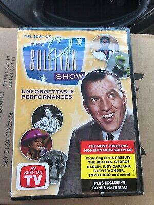 The Ed Sullivan Show: The Best of the Ed Sullivan Show - Best Performances