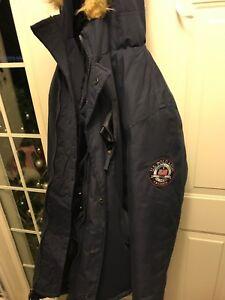 U.S. POLO ASSN. Fur Jacket