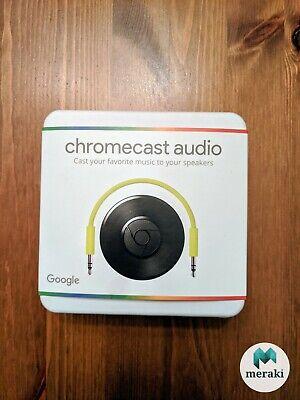 Brand New - Unopened - Original Google Chromecast Audio