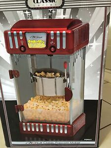 Popcorn maker - brand new traditional style popcorn maker Bankstown Bankstown Area Preview
