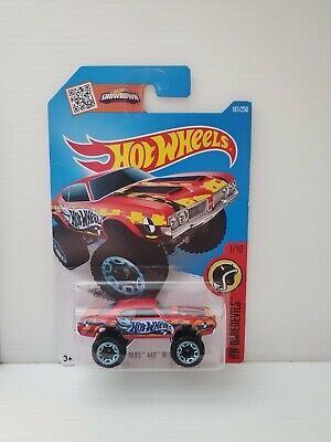 (Lifted) Olds 442 W-30 - Hot Wheels 2016 Mainline #161
