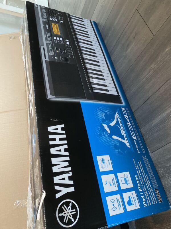 Yamaha PSR E343 Digital keyboard