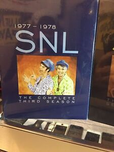 Season 2nd and 3rd sealed  snap Saturday night live new