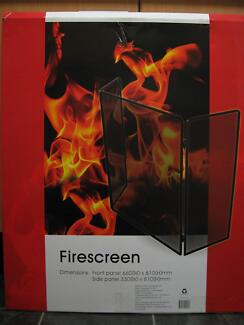 metal firescreen Engadine Sutherland Area Preview