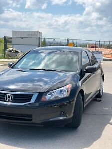 2009 Honda Accord EX-L 4  VTEC