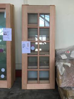 Corinthian French Glass/Maple Doors St Marys Penrith Area Preview