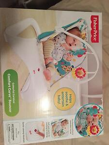 Brand new Fisher price baby bouncer Bankstown Bankstown Area Preview