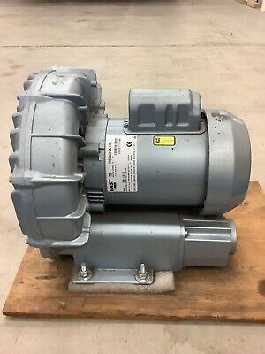 Gast 6hp Regenair R4110-2 Blower Motor 23031044