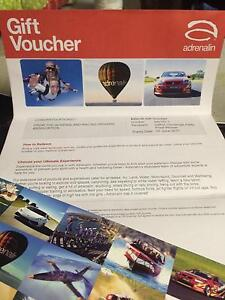 $250 Adrenalin gift voucher Birkdale Redland Area Preview
