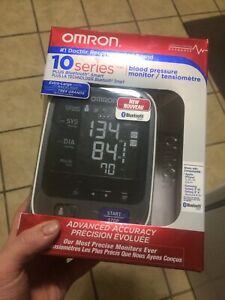 Omiron 10 series blood pressure monitor