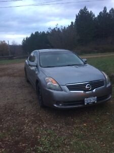 2007 Nissan Altima 2.5s no rust!