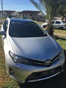 2013 Toyota Corolla Levin ZR Smithfield Parramatta Area Preview
