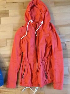 Women's Size Small Spring Coat