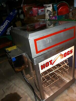 Dogeroo Hot Dog Cooker Model 8002