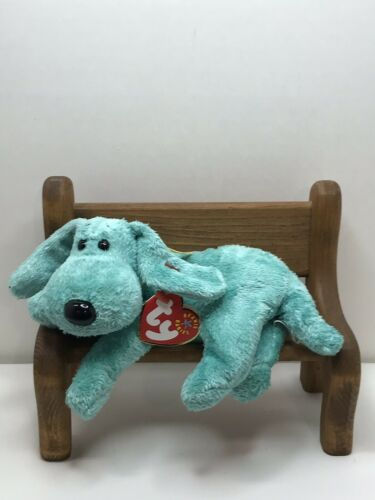 beanie baby diddley the dog with tag