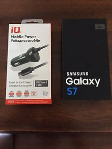 Samsung S7 cell phones
