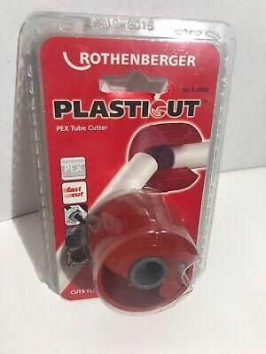 Rothenberger 59060 Cutter Pipe Plasticut 12