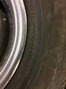 LT245/75R16 with rims